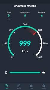 android speed test speed test master test net speed meter 4 7 2