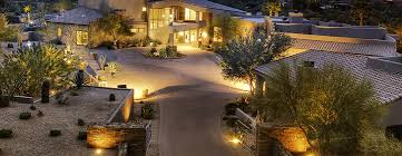 landscape lighting az landscape creations