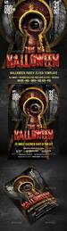 hallowen download 48 best halloween party images on pinterest flyer template font