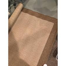 Crate And Barrel Indoor Outdoor Rugs Crate Barrel Biscayne Indoor Outdoor Pecan Rug Aptdeco