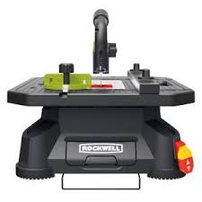 Ryobi 10 Inch Portable Table Saw Ryobi 10 In Portable Table Saw With Quick Stand Rts21g The Home