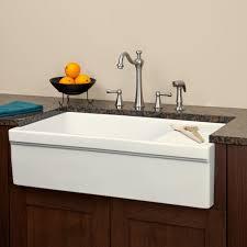 Cast Iron Kitchen Sink With Drainboard Ellajanegoeppingercom - Cast iron kitchen sinks with drainboard