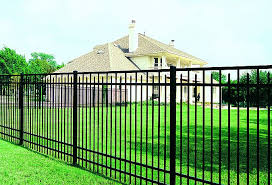 ornamental aluminum fencing aluminum fence installation