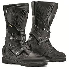 low cut biker boots sidi adventure 2 gore tex boots revzilla