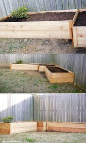 how to build the easiest garden box garden boxes super easy and