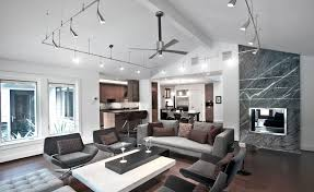 Lighting For High Ceilings Monorail Lighting Faqs Contemporary Design Contemporary And