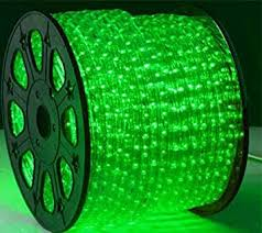 Christmas Rope Light Led by Amazon Com Green Led Rope Lights Auto Home Christmas Lighting 6 5