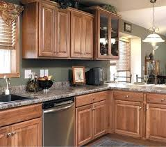 hickory cabinets with granite countertops granite countertops and cabinets honey oak cabinets and granite