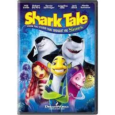 shark tale dvd widescreen toys