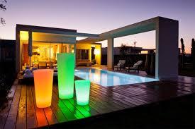 Led Outdoor Furniture - smart u0026 green lighting u0027s led outdoor lights u2013 design u0026 trend