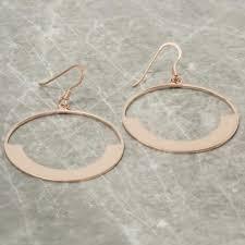 Rose Gold Chandelier Earrings Chandelier Earrings Handmade Jewellery From Loel U0026 Co