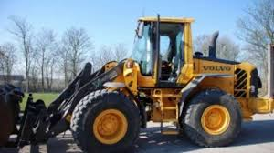 volvo l60f wheel loader service parts catalogue manual instant