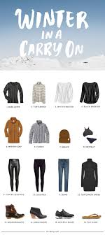 best 25 winter travel packing ideas on winter packing