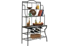 Decorating A Bakers Rack Ideas Bakers Racks Ashley Furniture Bakers Rack Bakers Rack Ashley