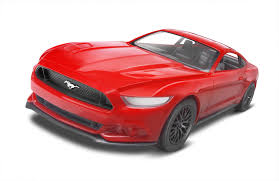 build ford mustang 2015 2015 ford mustang snaptite build play model kit from revell