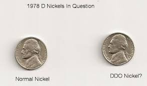 1978 dime error possible ddo error in my 1978 d nickel