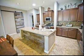 one wall kitchen with island ceramic tile countertops one wall kitchen with island lighting