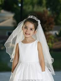 holy communion veils holy communion veil with tiara communion veil