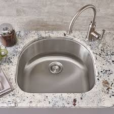 Portsmouth Undermount X Single Bowl Kitchen Sink American - Kitchen sink 21