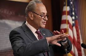 schumer urges trump to block china deals over north korea wsj