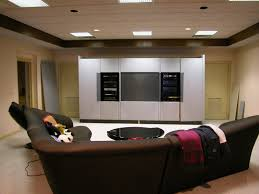 Home Theatre Interior Design Do You Dream Of Living Room Theaters Make It Real Here Amaza Design