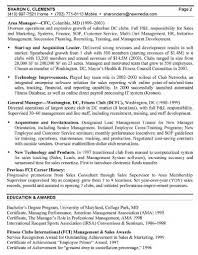 General Resume Objective Sample by General Manager Objective Resume Head Housekeeper Electrical
