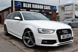 audi s4 for sale pistonheads used 2013 audi s4 avant 3 0 black edition s tronic quattro 5dr for