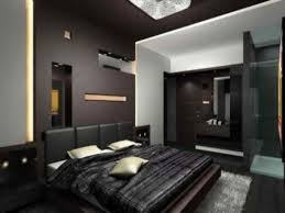 dark bedroom paint colors mirror frame dark accent wall red wall