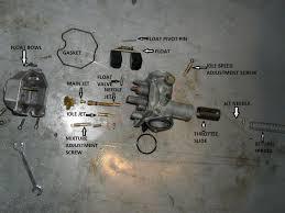dirtbike carb 101 part 3 lets put it back together