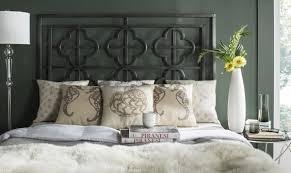 french headboard queen lucinda antique iron metal headboard headboards furniture by