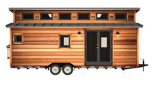 Hummingbird Tiny Houses by More Like A Trailer Or Airstream With End Windows On 3 Sides