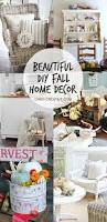 beautiful do it yourself fall home decor oh my creative