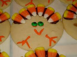 turkey sugar cookies floralshowers thanksgiving sugar cookie turkey