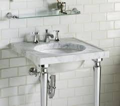 Bathroom Console Vanity Miraculous Console Sinks For Small Bathrooms Foter Salevbags