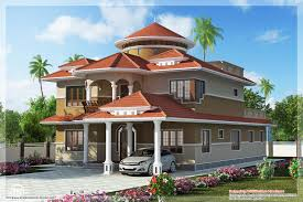 span new kerala style dream home elevations 2980 sq ft plan 135