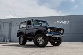 starwood motors starwood custom bronco
