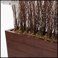curly willow branches privacy screens curly willow decor artificial plants unlimited