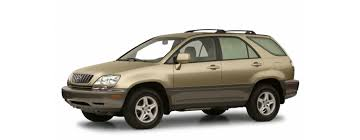 best used lexus suv 2001 lexus rx 300 consumer reviews cars com