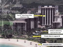 affordable 3 bedroom family vacation villa on the 9th floor ocean