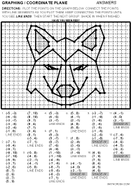 coordinate plane graphing worksheets by math crush graphing coordinate plane