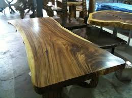 100 slab dining room table live edge slab dining tables