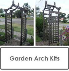 wedding arch ebay au garden arches in an easy to assemble garden arch kit made in australia