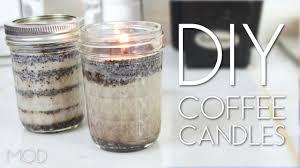 coffee bean candle diy coffee candles mini mod 37