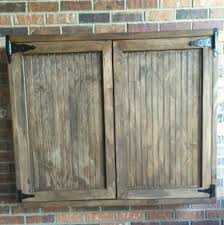 project spotlight outdoor tv cabinet with a texas touch diy