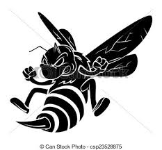 bee tattoo vectors illustration search clipart drawings and