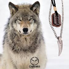 wolf tooth necklace images Fang of will wolf tooth necklace cratemill jpg