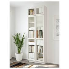 billy oxberg bookcase white 31 1 2x93 1 4x11 3 4