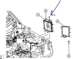 jeep liberty transmission module solved where is the tcm located on a 2004 jeep libert fixya