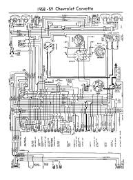 corvette headlight wiring diagram with template images 21722