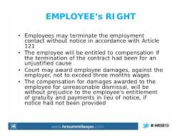 overview of uae labour law and employee relations a practitioner u0027s p u2026